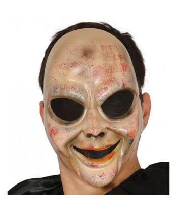 Psychopathen Hortror-Maske