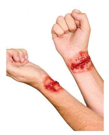 Wrists massacre / Slashed Wrist