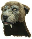 Raubkatzen Maske