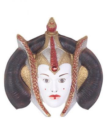 Queen Amidala PVC mask