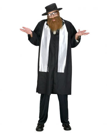Rabbi Costume One Size