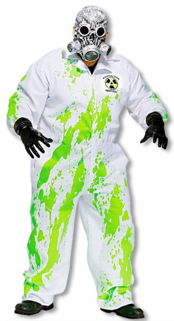 Radioaktiver Schutz Anzug Plus Size Kostüm