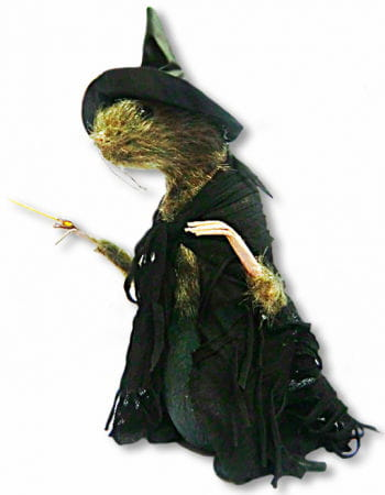Rat in Witch Costume Big