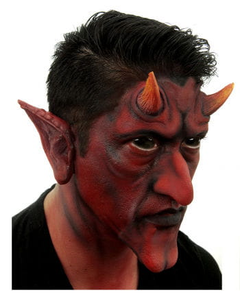 Spitze Teufels Ohren aus Latex