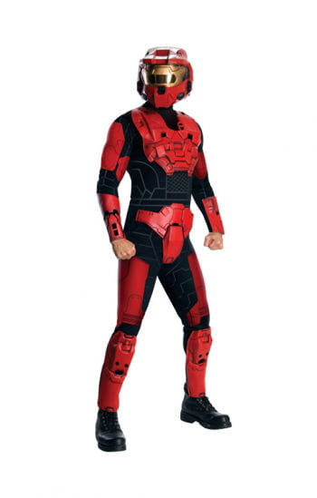 Red Spartan Costume Deluxe XL