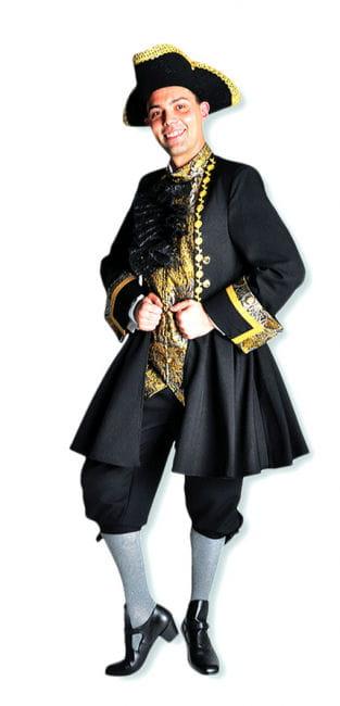 Renaissance Marquis Costume