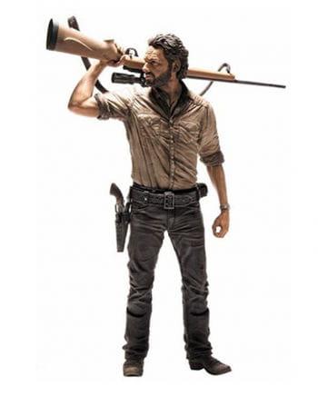 Rick Grimes Deluxe Action Figure 25 cm