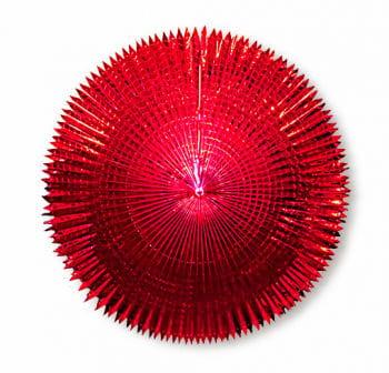 Foil trays m. Spitz average 120cm red
