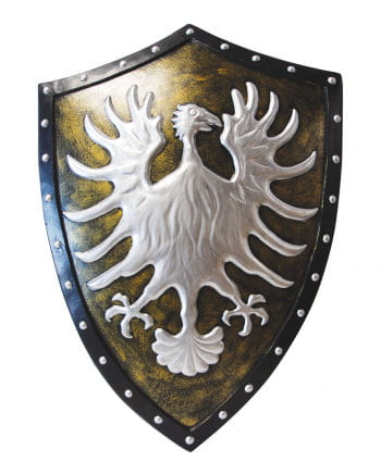 Knight Shield with eagle