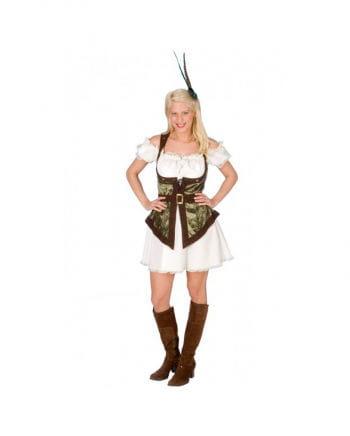 Sexy Robin Lady Costume