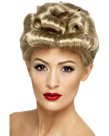 Vintage Perücke Blond