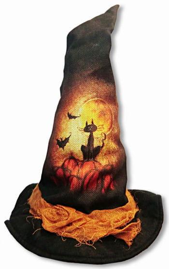 Rocking Witch Hat Animatronic