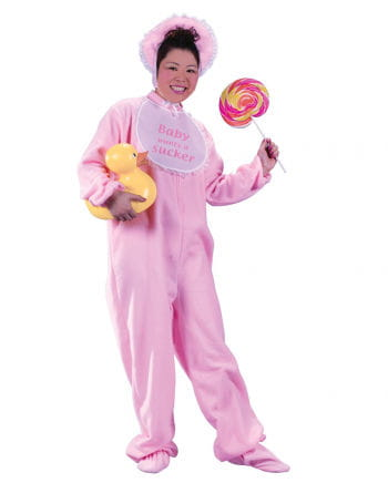 Giant Baby Costume Pink
