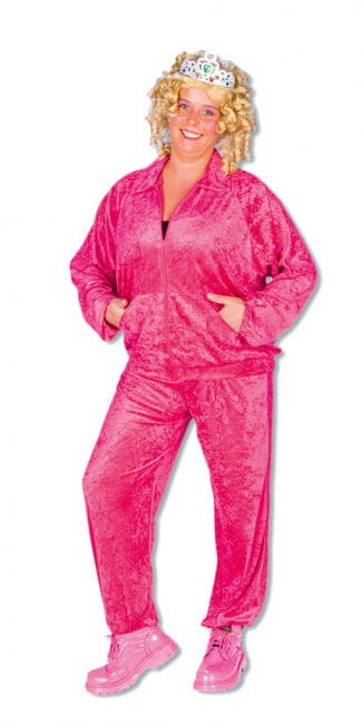 Tracksuit Cindy Pink