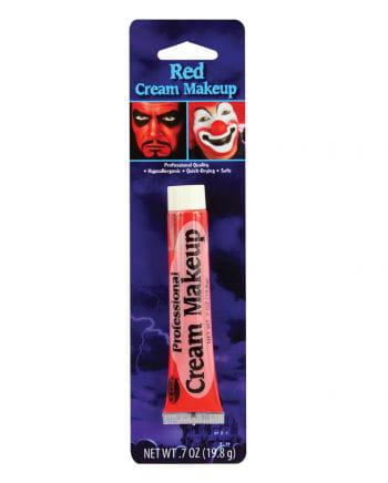 Professional Cream Schminke rot