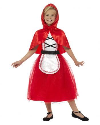 Kostümkleid Rotkäppchen für Mädchen