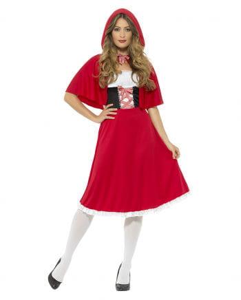 Rotkäppchen Kapuzen-Kostüm