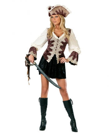 Royal Pirate Bride Costume S / M