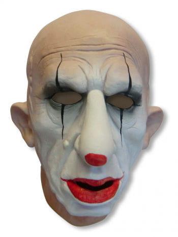 Saddy the Clown Foamlatex mask