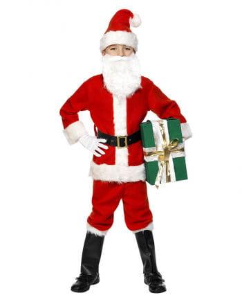 Nikolaus Santa Claus costume