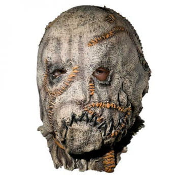 Deluxe Scarecrow Maske