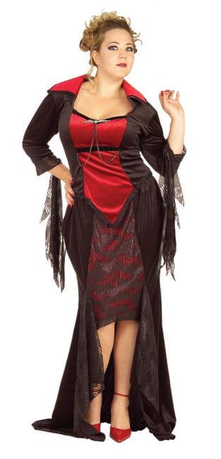 Graf Draculina  Kostüm XL
