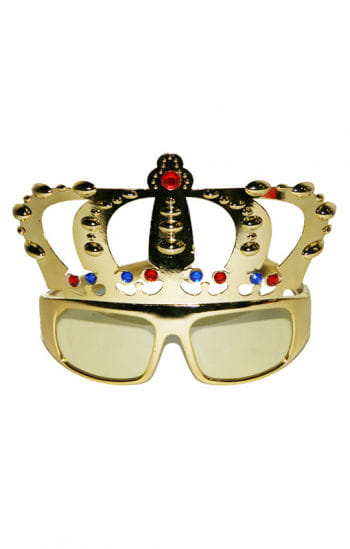 Scherzbrille Crown