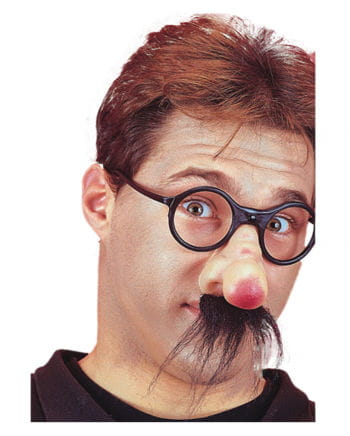 Joke nose with glasses
