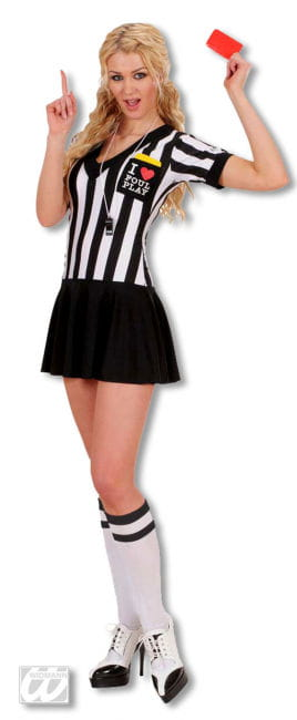 Referee Costume Small