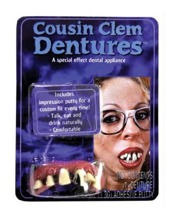 Cousin Zähne aus Acryl