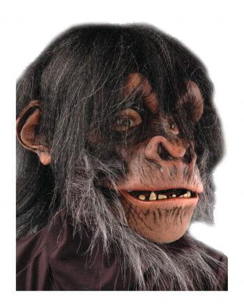 Chimpanzee Mask Deluxe