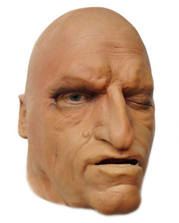 Schläger Schaumlatex Maske
