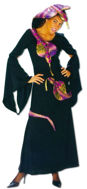 Snake Cobra Costume S/M 36-38