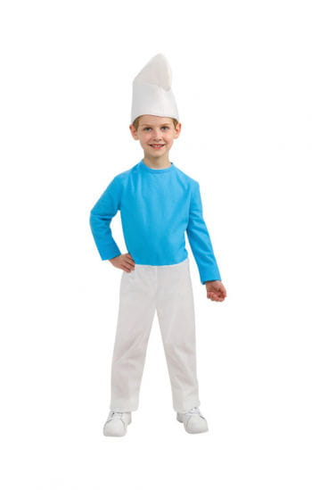 Original Smurf Child Costume