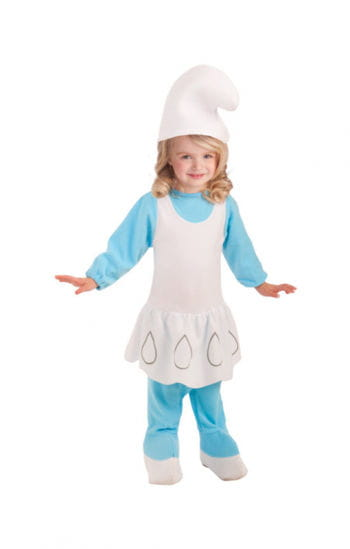 Smurfette Toddler Costume