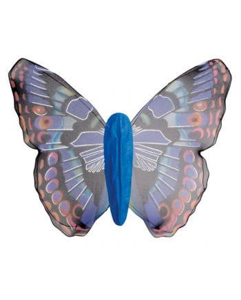 Butterfly wings XXL Blue