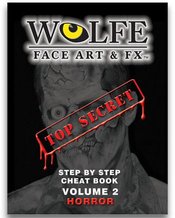 Face Art Horror Schminkbuch