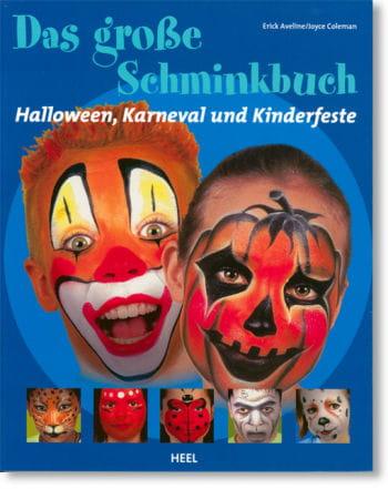Schminkbuch Kinder