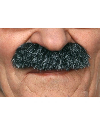 Mustache gray Heather