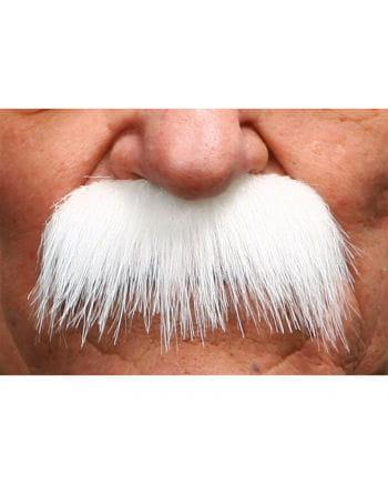 Moustache White