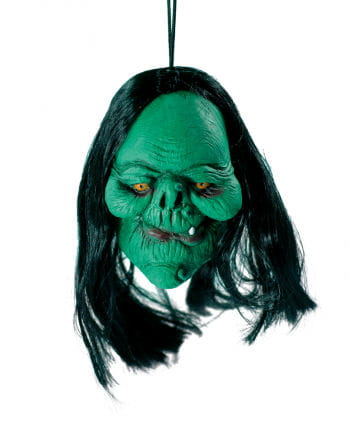 Shrunken Head Old Witch