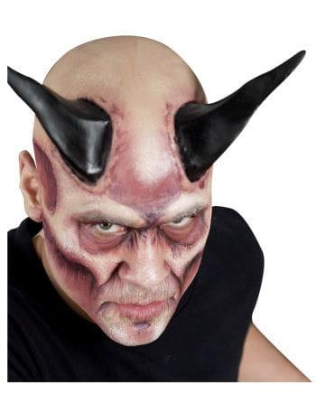 Demon Horns Black XXL