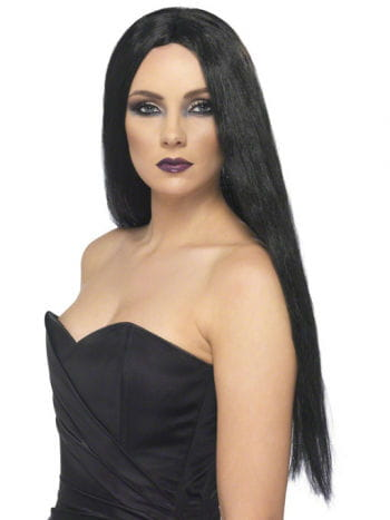 Black Witch Wig Fiona