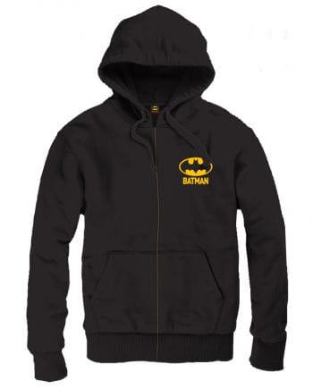 Batman Logo Sweatshirt schwarz