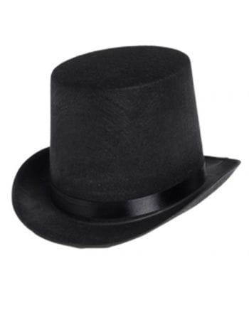 Cylinder black hat