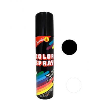 Haarspray schwarz