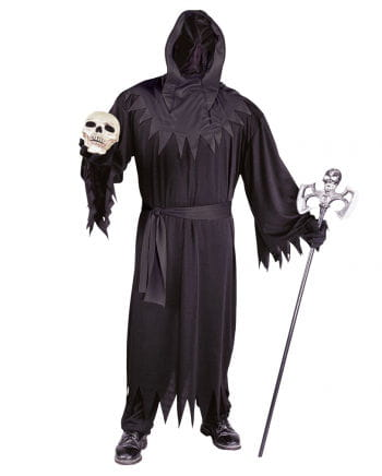 Black Phantom Costume XL