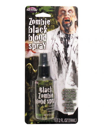 Fauliges Zombie Blutspray