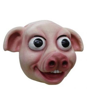 Schweinchen Vollkopfmaske