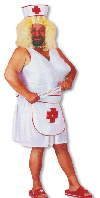 Nurse Bertha Costume